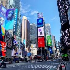 Times Square: Empty